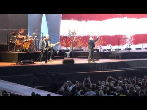 U2 - Trip Through Your Wires @ Twickenham Stadium, London July 2017