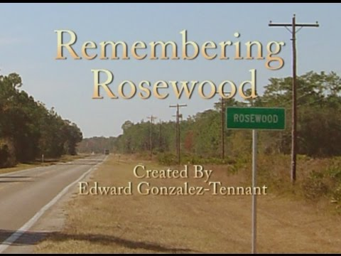 Remembering Rosewood - Digital Storytelling Video (2010)