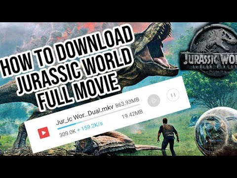 How to download Jurassic world fallen kingdom full movie |in Tamil |in  Telugu | in Marathi|in Hindi