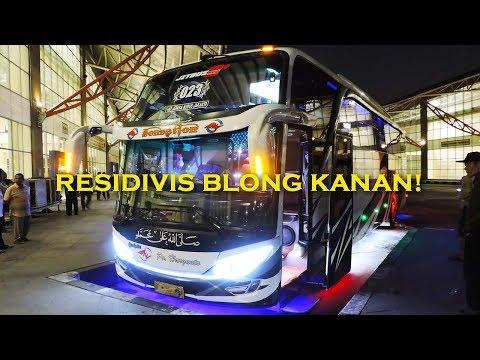 Kudus—Jakarta by SUPER EKSEKUTIF Po Haryanto HR 23 - RESIDIVIS BLONG KANAN!