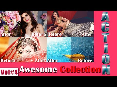 100+ Professional Action For Photoshop  Download Free Vol#4 [desimesikho] 2018