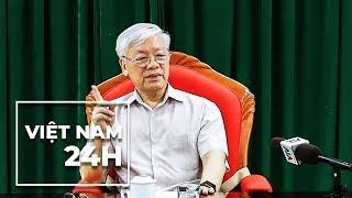 Việt Nam 24 Giờ 15/5/2019: Những 'chi tiết lạ' trong ngày ông Trọng 'tái xuất hiện'