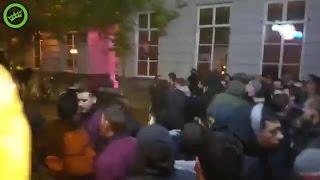 Een Groep Hooligans Zocht De Confrontatie Met Psv Supporters