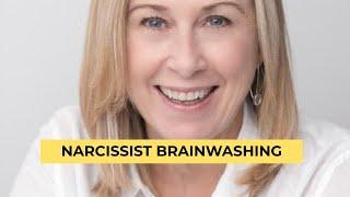 Narcissist brainwashing. It's like Stockholm Syndrome