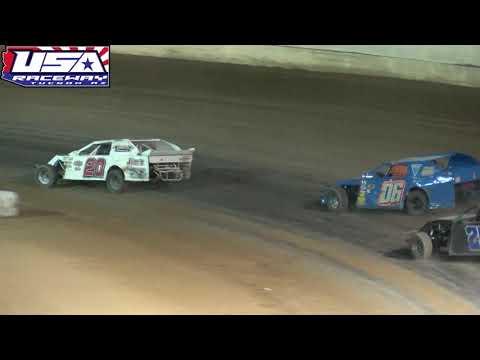 USA Raceway  IMCA Sport Mod Main   July 20 2019