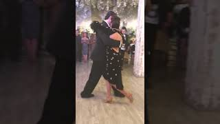 "2/2 Veronica Palacios & Omar Quiroga. Adornos Center. Moscow. 12.10.2018. Milonga ""THE YEAR OF LOVE"""