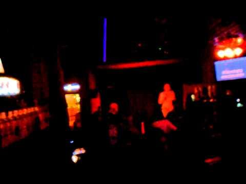 Nicole shadowboxer at redwing karaoke