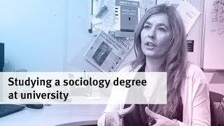 Why study a Sociology degree at university?
