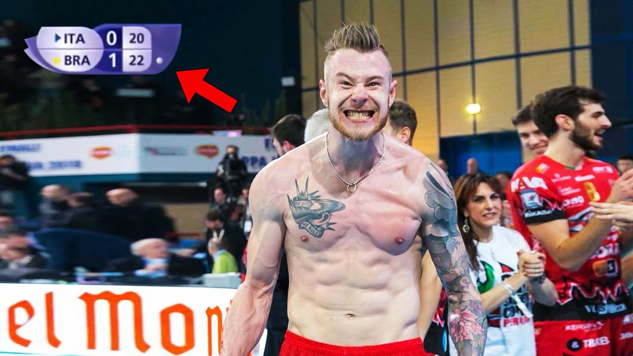 HERE'S WHY Ivan Zaytsev is the KING of Volleyball !!!