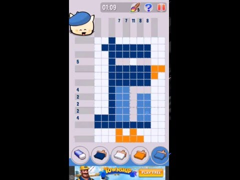 Hungry Cat Picross - Easy Gallery 4
