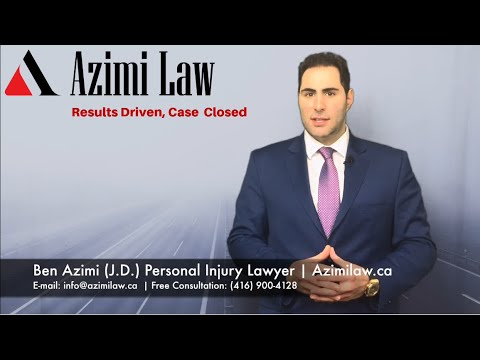 Azimi Law   Personal Injury Commercial