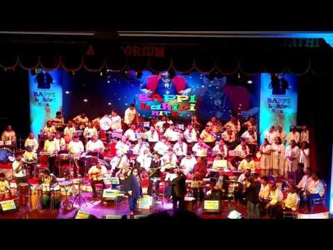 Chirodini / Dil mein ho tum medley - Bappi Lahiri Live