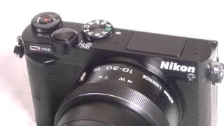 Nikon 1 J5 10-30mm & 1 Nikkor 30-110mm VR lens full look