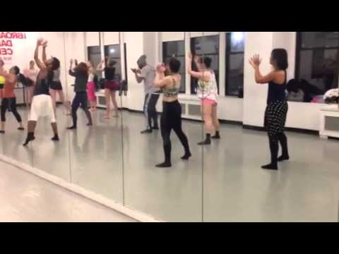 """Ellenore Scott's Class At BDC """"The Dress Looks Nice On You"""""""