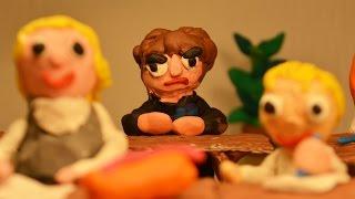 Пластиліновий мультфільм ''Хуліган'' 1 серія