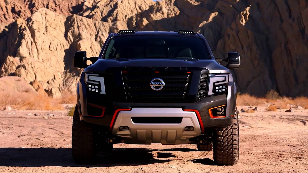 The nissan titan warrior concept could open a new off road segment the nissan titan warrior concept could open a new off road segment for nissan youtube vanachro Images