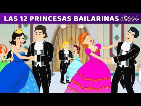 6-cuentos-|-las-12-princesas-bailarinas-y-5-princesas-animados-|-cuentos-infantiles-para-dormir