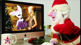 Talentino Spends Christmas Watching Darci Lynne & Petunia His ❤ Sing and He Has a Dream…