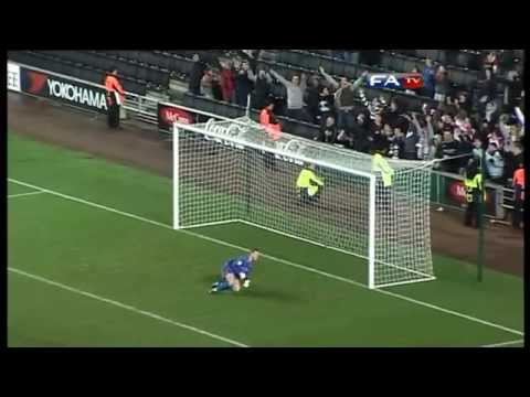 MK Dons 1-1 Stevenage (6-7 pens) - The FA Cup 1st Round Replay - 16/11/10