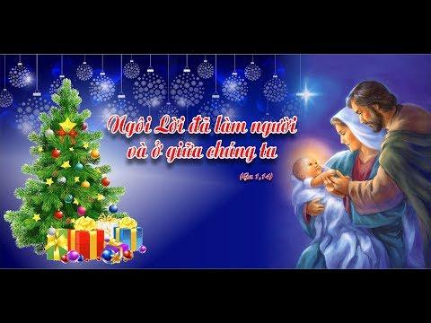 Nhạc Thánh Ca Giáng Sinh Đêm An Bình