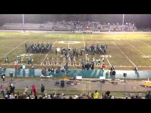 GHS Band 3rd Round State Playoffs vs. Bayside Academy 11.20.2015