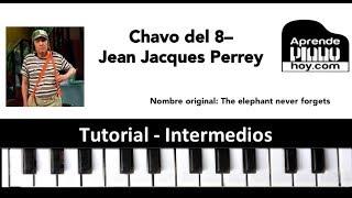 Tutorial Piano - Chavo del 8