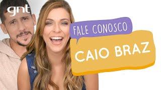 Muitos anos de casa com Caio Braz | #27 | Fale Conosco | Júlia Rabello