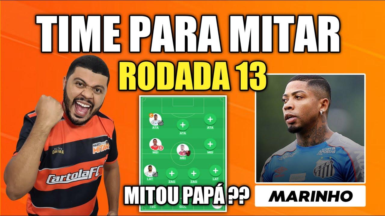 DICAS RODADA 13 - TIME PARA MITAR  - CARTOLA FC 2020