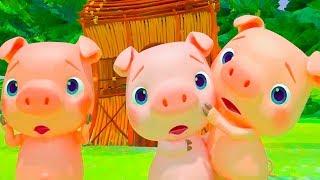 Con Lợn éc - Chú ếch con  - Một con vịt - Nhạc thiếu nhi vui nhộn
