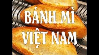 Cách pha bột bánh mì từ bột đa dụng để làm bánh mì Việt Nam - Ăn là ghiền!