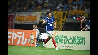 Wed, Jul 18, 2018 @Yurtek.S 2018 MEIJI YASUDA J1 League 16th sec. Y...