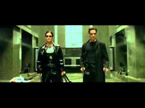 The Matrix - Phone Time