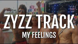 ZYZZ TRACK (w/Lyrics) | Dj Sandro Escobar And Dj Max Payne feat. Katrin Queen - My Feelings