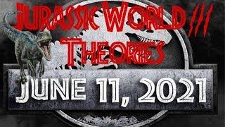 Initial Jurassic World 3 Theory....