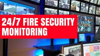 Central Station Fire and Security Monitoring Services