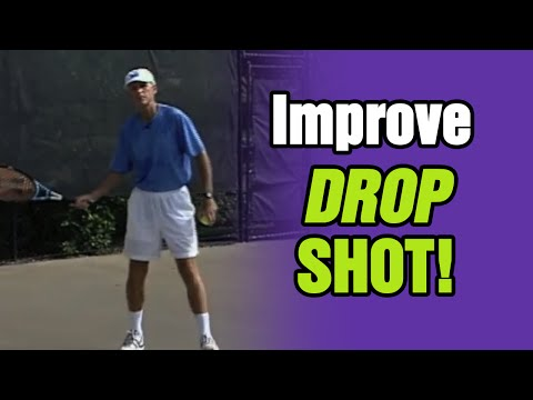 Tennis - How To Improve Your Drop Shot | Tom Avery Tennis 239.592.5920