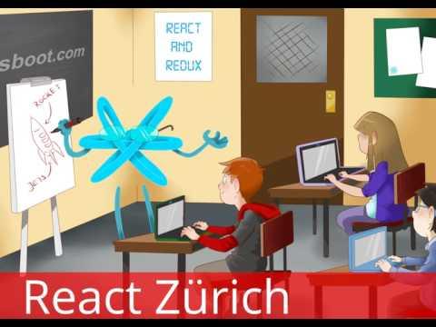 React JS / Redix Training in Zürich