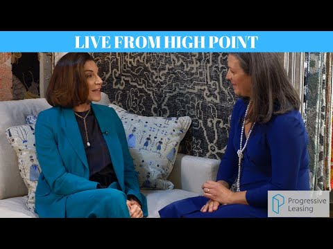 Hilary Farr Collection makes big splash in High Point