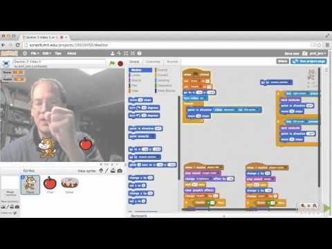 Controlling a Character with the Mouse and Webcam | packtpub.com