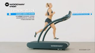 Woodway 4Front Treadmill - Train Smarter