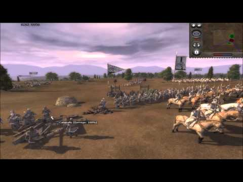 Online Battle #4: PaladinBob vs Procopius Rematch