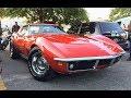 Chevrolet Corvette Stingray (C3) 1969-1970 ''Autos Americanos'' Julio 2019