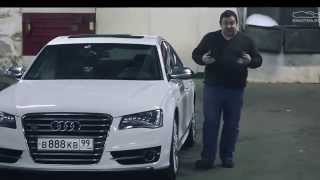 Test Drive by Davidich. ABT Audi S8 (700 HP)