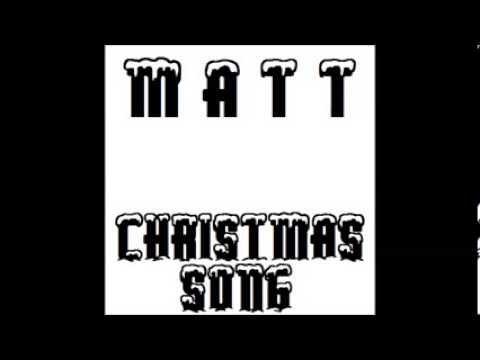Matt- (Heavy Metal) Christmas Song! - YouTube