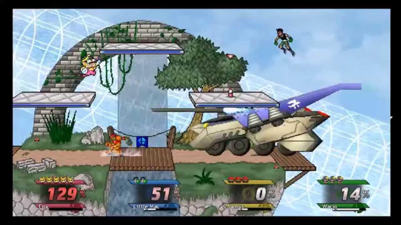 Smash Bros Crusade Free Play