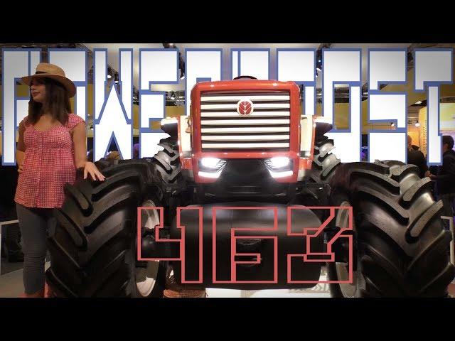 Retour d\'un tracteur de légende ! [EIMA 2018] PowerBoost n°463 (9/11/2018)