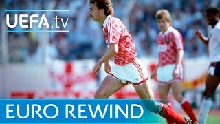 EURO 88 highlights: England 1-3 USSR