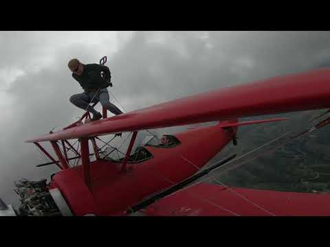 Wing Walking in Santa Paula