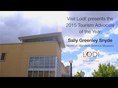 2015 Tourism Advocate of the Year: Sally Greenley Snyde