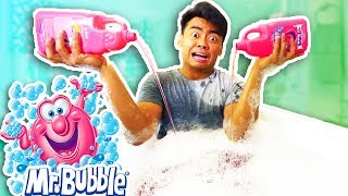 EXTREME 100 Bottles Of Bubble Bath!